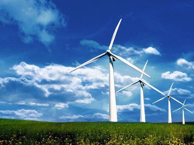 بهره برداری از بزرگ ترین نیروگاه بادی کشور توسط وزیر نیرو