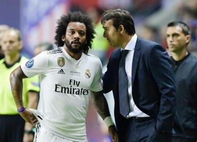 مارسلو: رونالدو بهترین بازیکن دنیا است، از تعویضم سورپرایز شدم