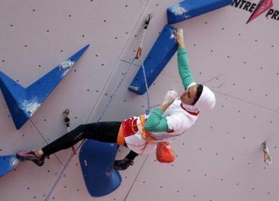 ملی پوش سنگنوردی بانوان: برای بازیهای آسیایی 6 ماه از خانه دور بودم اما ارزشش را داشت