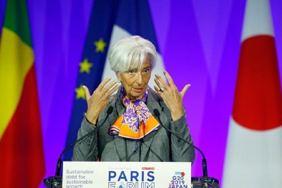 هشدار صندوق بین المللی پول در خصوص تهدید تنش تجاری آمریکا و چین