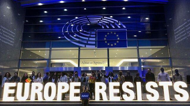 انتخابات مجلس اروپا: کاهش قدرت احزاب عمده؛ موفقیت سبزها و ملی گراها