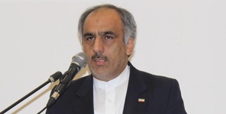 صابری: سیاست ایران حفظ ثبات و امنیت در تاجیکستان است