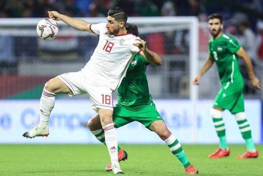 ایران : با عراق در بصره بازی نمی کنیم، بازی را ببرید نجف، کربلا یا اربیل