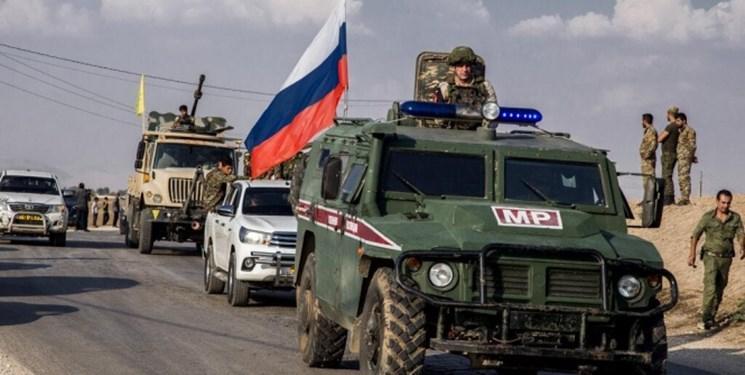 شروع گشت زنی مشترک ترکیه و روسیه در شمال سوریه