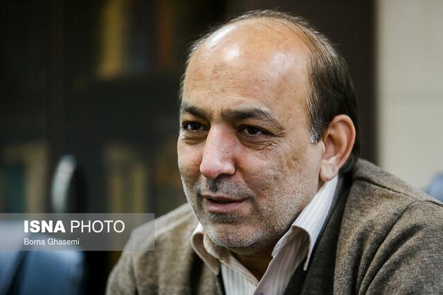 شکوری راد: حضور من در انتخابات نمادین نیست