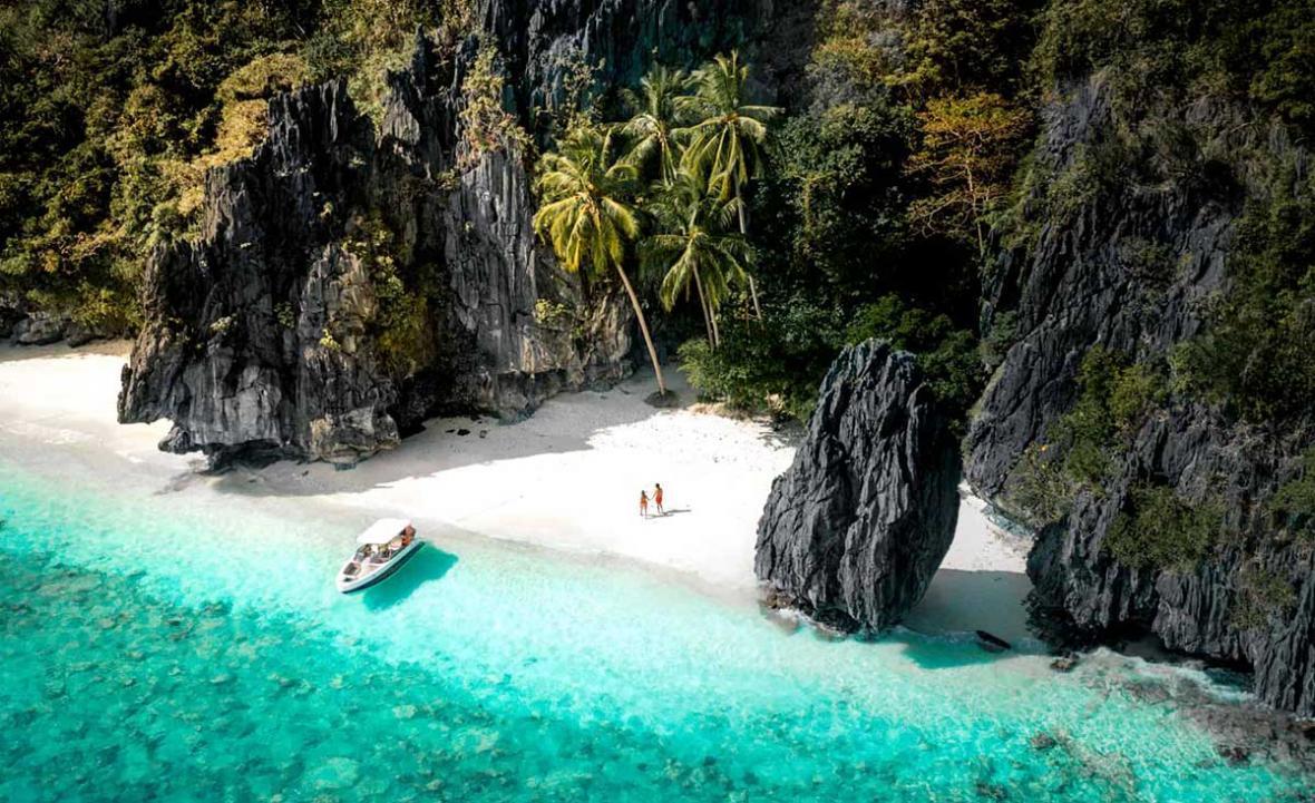 پالاوان، دیدنی ترین جزیره فیلیپین