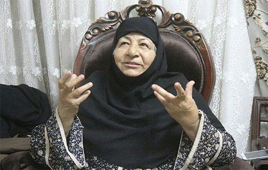 بانو عصمت؛ زنی که زندگی اش را وقف جهاد نموده است