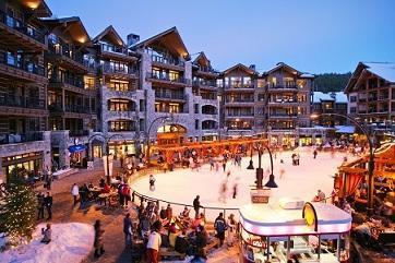 رقابت تفریحگاه های اسکی در ارائه تجربه منحصربفرد به گردشگران
