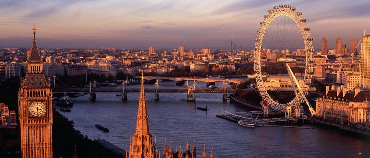 سفری کوتاه به لندن