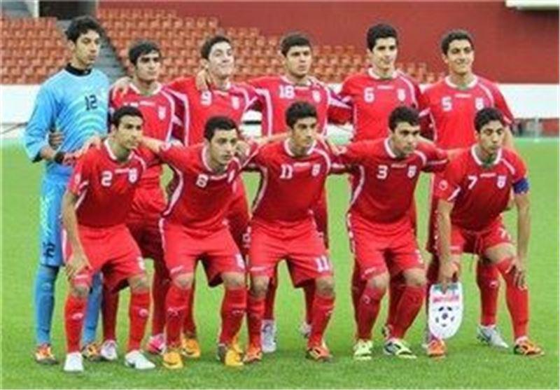حضور تیم فوتبال نوجوانان در رقابت های چهارجانبه چین