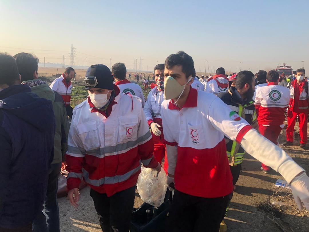 معاون وزیر علوم جان باختن دانشجویان و دانش آموختگان در حادثه سقوط هواپیما را تسلیت گفت