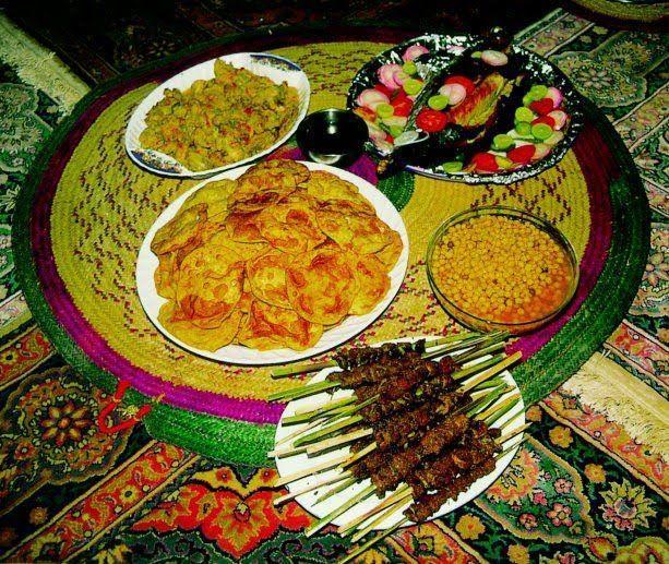 شکم گردی در عمان