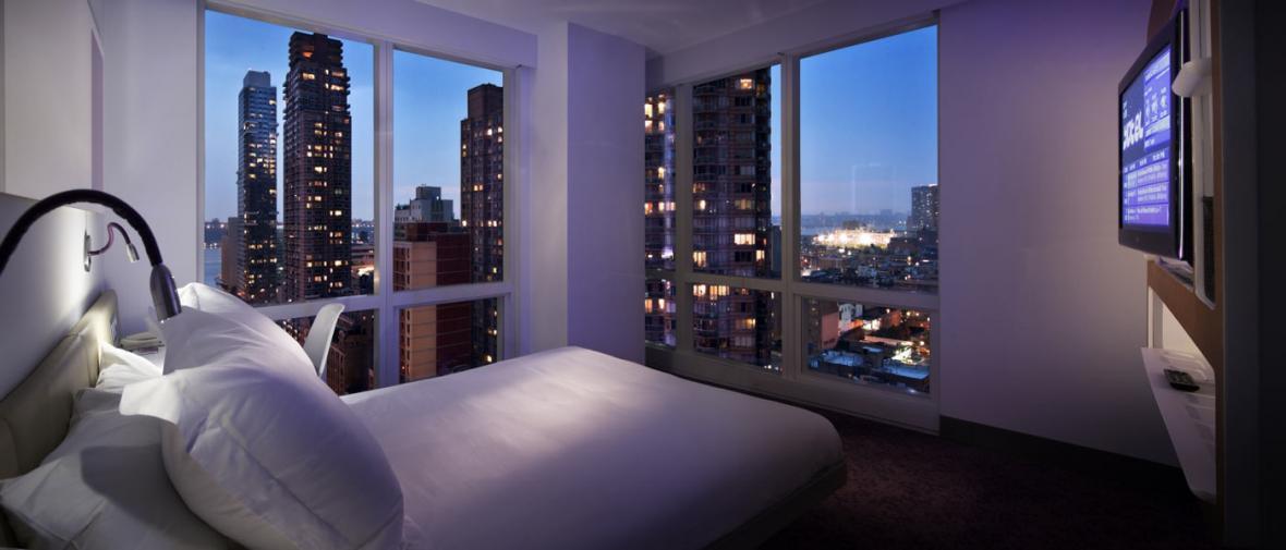 9 هتل مدرن مجهز به آخرین فناوری روز