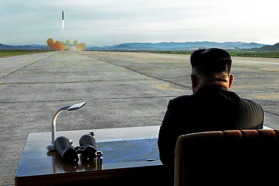 کره شمالی موشک کروز ضد کشتی آزمایش کرد