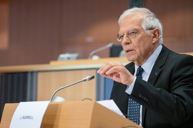اتحادیه اروپا تسلیم شدن مقابل فشار پکن درباره گزارش کرونا را رد کرد