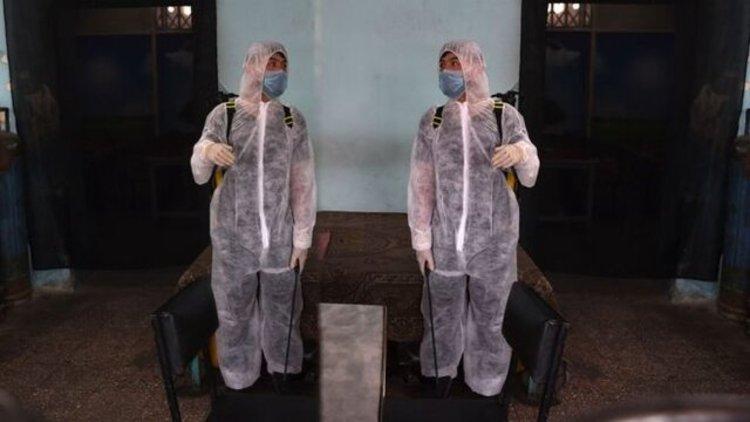 نتایج عجیب آزمایش تصادفی کرونا در کابل