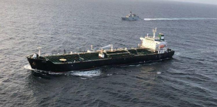 چهارمین نفتکش ایران وارد منطقه ویژه اقتصادی ونزوئلا شد