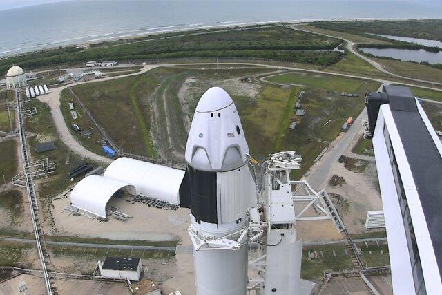 پرواز مهم ناسا لغو شد