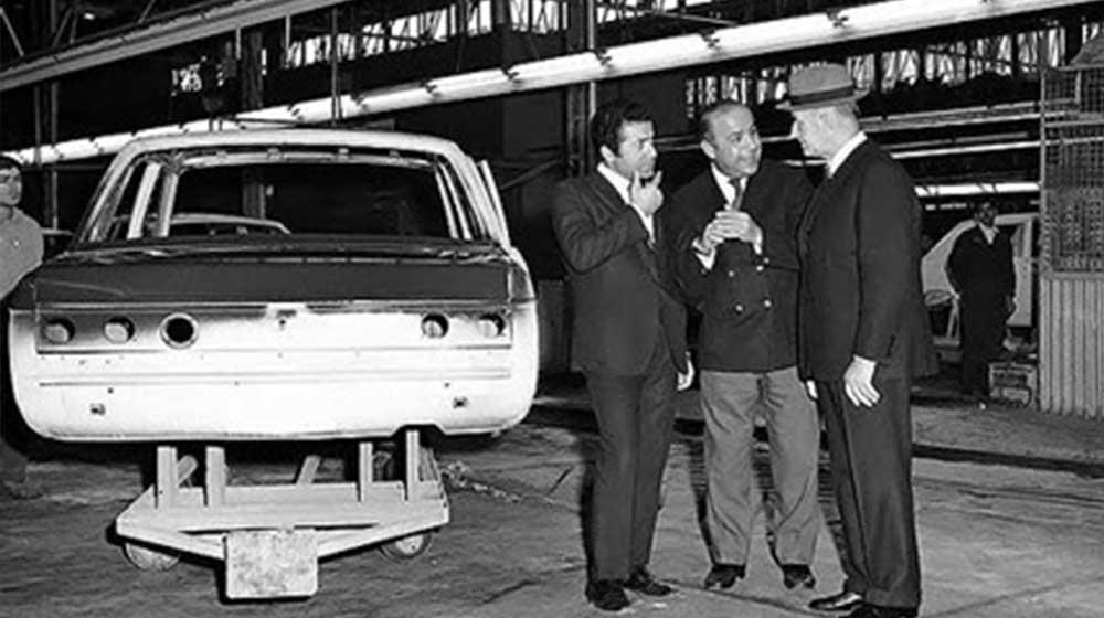 خودرو سازی در ایران از کجا آغاز شد؟