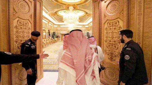 انتشار جزئیات جدیدی از بازداشت شاهزادگان هتل ریتز