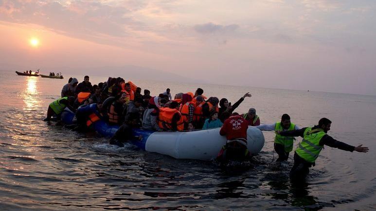 افزایش 11 درصدی موج مهاجرت به اروپا