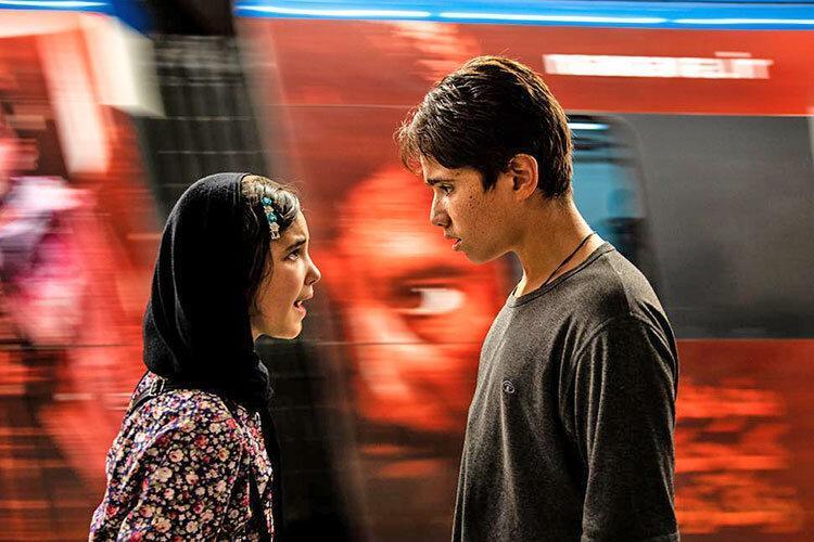 روح الله زمانی بهترین بازیگر جوان جشنواره ونیز شد