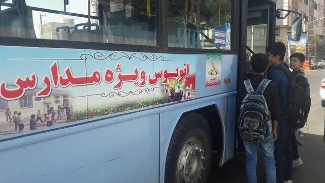 آمادگی ناوگان اتوبوسرانی پایتخت در صورت بازگشایی زودهنگام مدارس