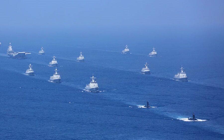 خبرنگاران آمریکا برای اولین بار تحریم های مرتبط با دریای جنوبی چین اعمال کرد