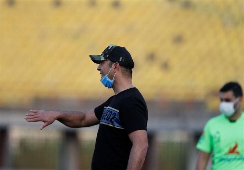 پاشازاده: برای تیمی که مظلوم است اشتباهات نادری رخ می دهد، خودمان را برای بازی آبرومندانه مقابل استقلال آماده می کنیم