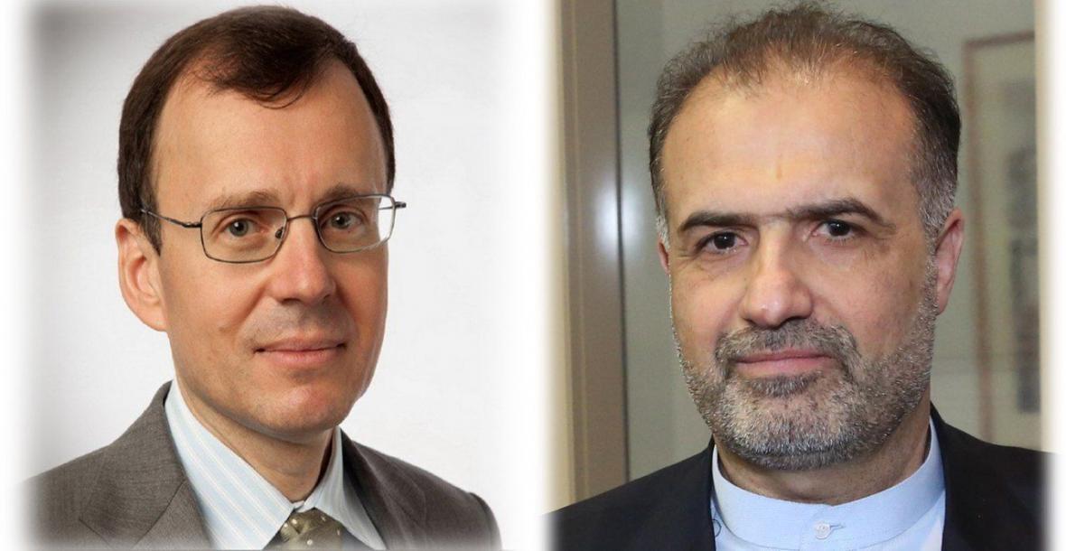 خبرنگاران تاکید ایران و روسیه بر تداوم همکاری های هسته ای