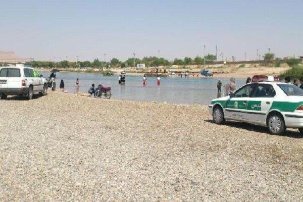 غرق شدن 2 نفر در رودخانه کارون شوشتر