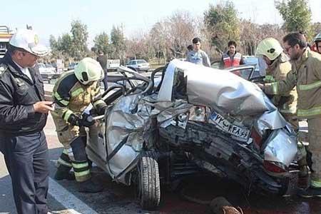 آزادگان مرگبارترین بزرگراه تهران