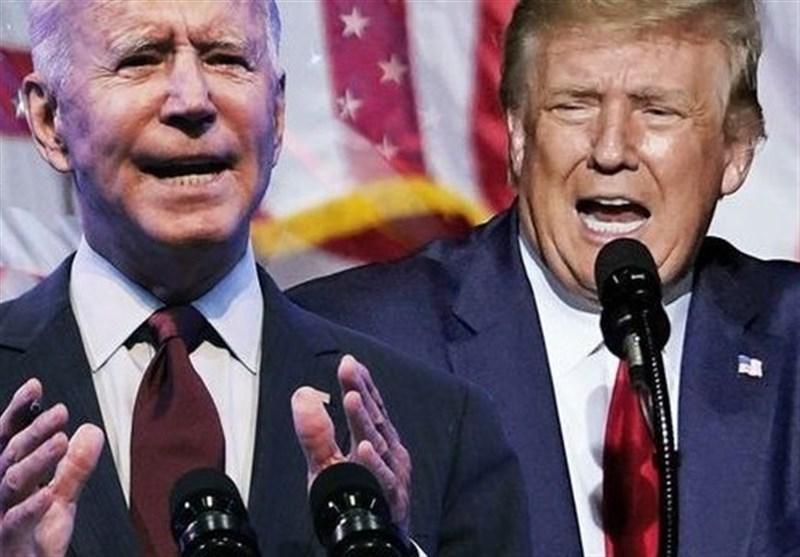 پیشتازی چشمگیر بایدن نسبت به ترامپ در بین رای دهندگان لاتین تبار