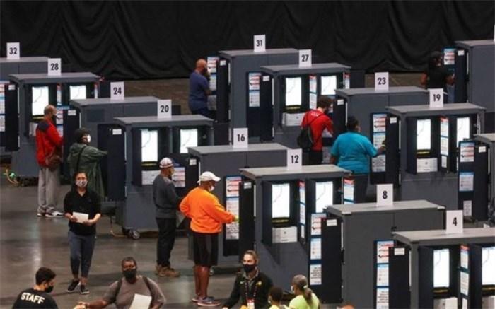 3 روز مانده تا انتها انتخابات؛ 91 میلیون نفر در آمریکا رای خود را به صندوق انداختند