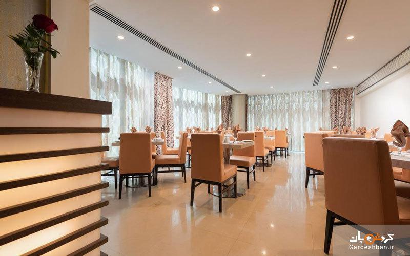 هتل لندمارک پریمیر دبی؛هتلی 4ستاره با ترکیب معماری مدرن و سنتی