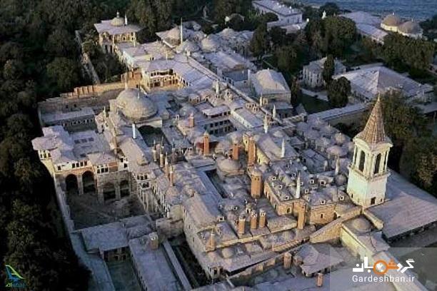 کاخ سلطان سلیمان؛ جاذبه گردشگری معروف استانبول، عکس