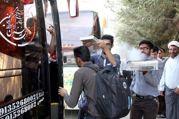 غیبت دانشجویان دانشگاههای سراسری در پیاده روی اربعین موجه شد