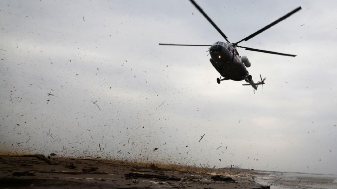 4 کشته در سانحه سقوط بالگرد کانادایی