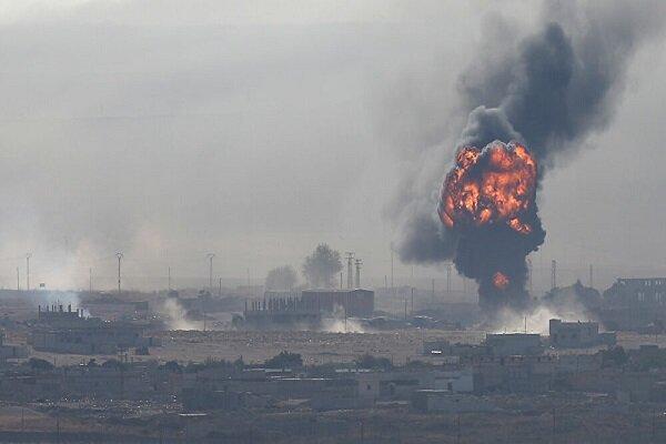 کشته شدن 16 نفر در انفجار شمال سوریه