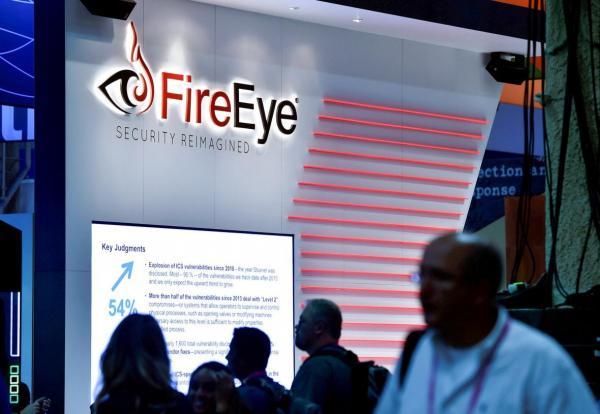 شرکت Fireeye توسط گروهی از هکرهای یک کشور خارجی هک شد