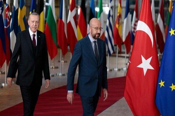 اردوغان و رئیس شورای اروپا تلفنی مصاحبه کردند