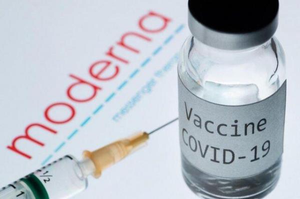 واکسن کرونای مدرنا ایمن و اثربخش است
