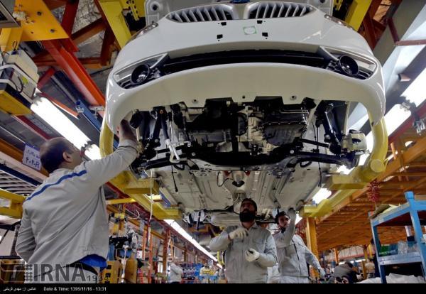 خبرنگاران توسعه صنعت خودرو با افزایش رقابت پذیری و برطرف انحصار
