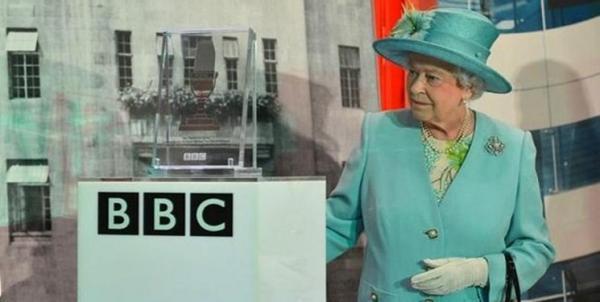 رونمایی بی بی سی از اوج خرافه پرستی در لندن، کلاغ دار اعظم حافظ تاج و تخت سلطنتی!