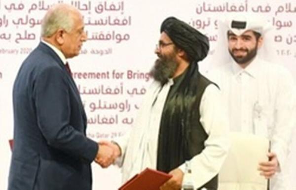 طالبان: تداوم حضور نظامیان آمریکایی در افغانستان خلاف توافقات است