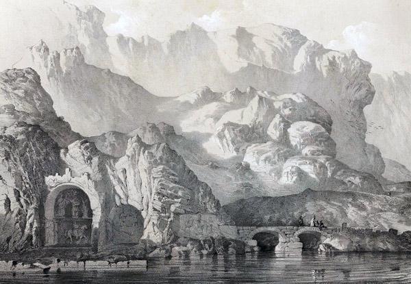 طاق بستان؛ یادگار تاریخی ساسانیان
