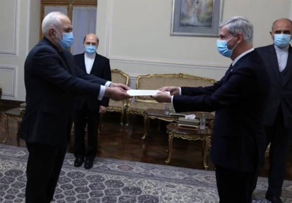 ملاقات سفیر جدید برزیل با ظریف