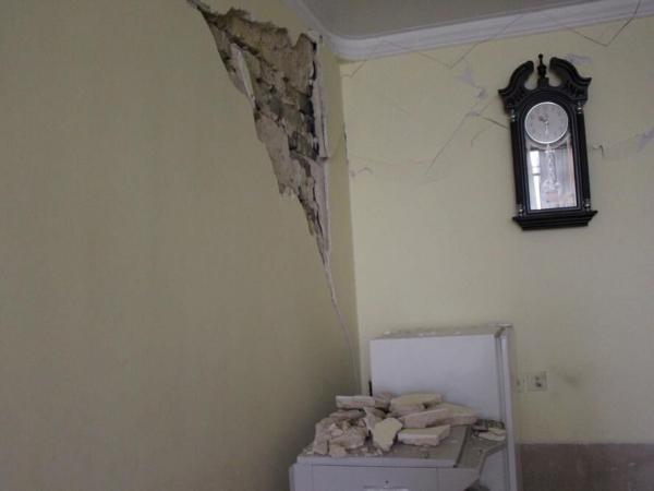 خبرنگاران همدلی با مردم زلزله زده سی سخت در آموزش و پرورش بویراحمد