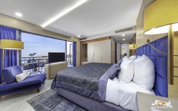 هتل پارک ددمان؛اقامتی لوکس و راحت در کنار دریا