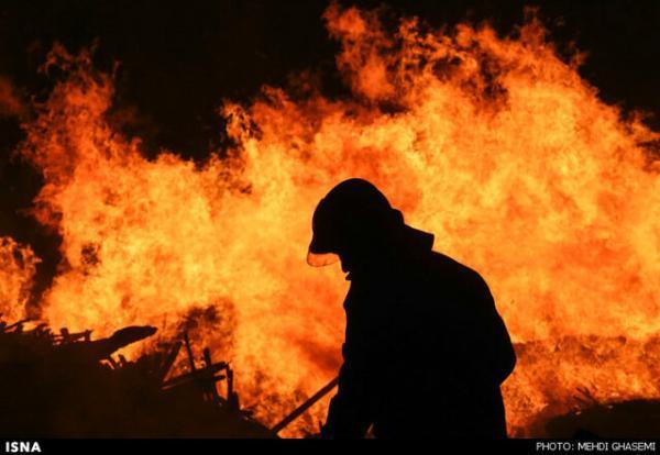 مرگ 6 نفر بر اثر آتش سوزی یک کارخانه در تونس